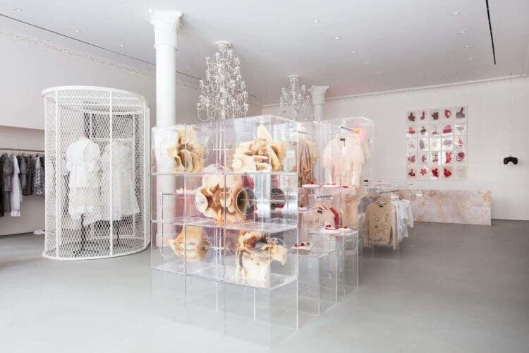 première boutique simone rocha new york soho