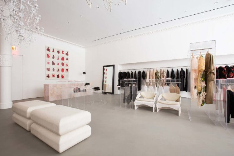 first shop simone rocha soho NYC