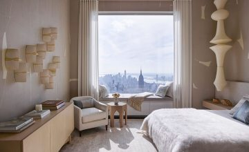NEW YORK: Le plus haut penthouse du monde, par Kelly Behun