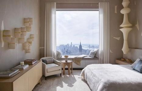 NEW YORK: Le plus haut penthouse du monde, par Kelly Behun