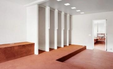 ARCHITECTURE D'INTÉRIEUR: Le pouvoir du rouge chez Arquitectura-G