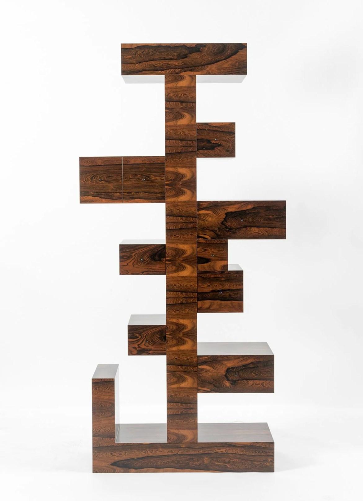 DesignMiami/ Basel 2017, Friedman Benda, Ettore Sottsass, Cabinet n°81