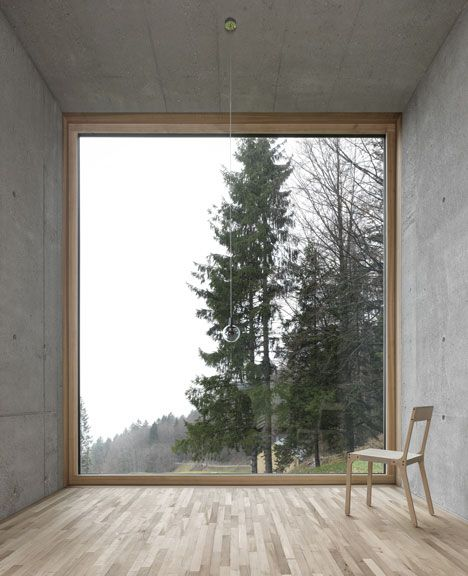 DESIGNING FOR THE FUTURE: Trends We need to consider now/CGTrader Blogger Competition | Boxy Concrete House by Olkrüf