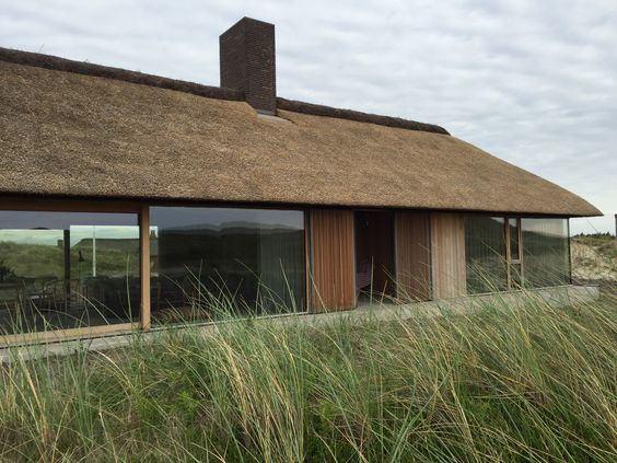 DESIGNING FOR THE FUTURE: Trends We need to consider now/CGTrader Blogger Competition | Thatched Modern House