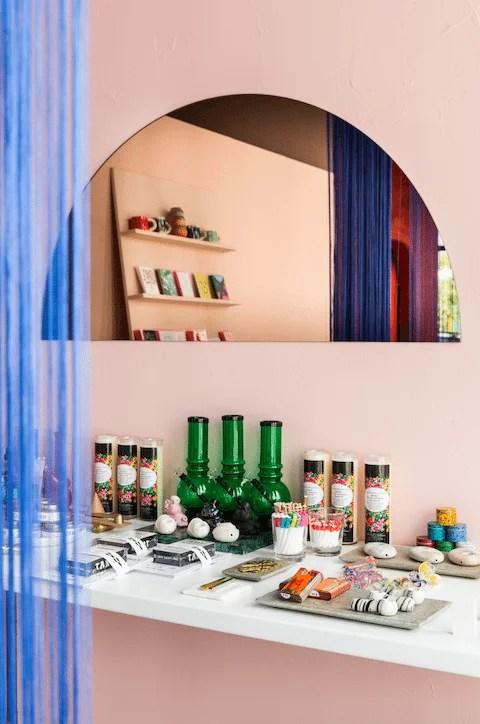 Duffy Stone interior designer, Olive store, Austin, Texas, USA