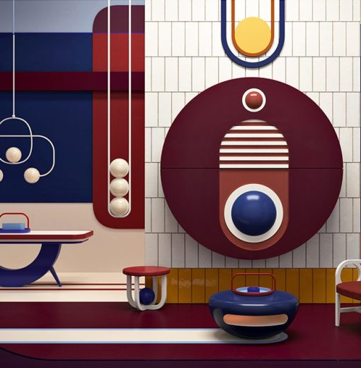 DESIGN: Daria Zinovatnaya présente sa collection Itten
