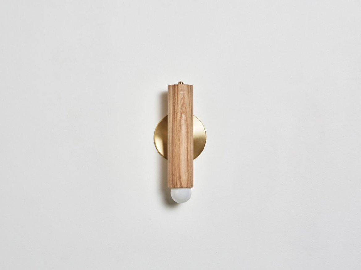 Workstead, Sconce Natural Off White