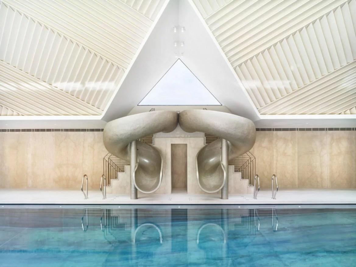 Design, Manor House, Pool pavilion, Rafael de Cardenas, Purcell