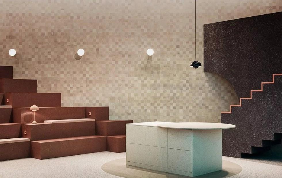 RETAIL: Note Design Studio reveals the design potential of floors