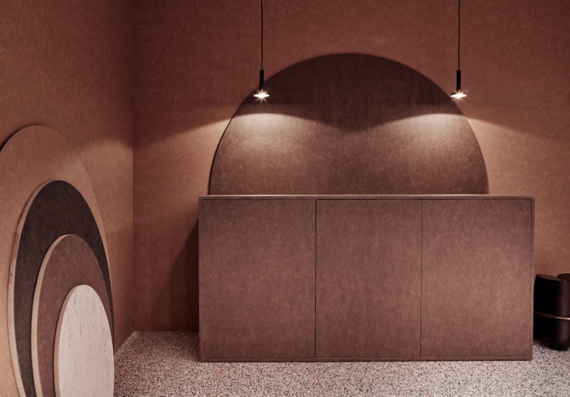 The famous flooring brand Tarkett called on Note Design Studio to create an exhibition stand that would reveal the design potential of their products at the Stockholm Furniture Fair 2018.