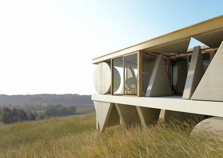 Town and Concrete, l'architecture du futur au présent