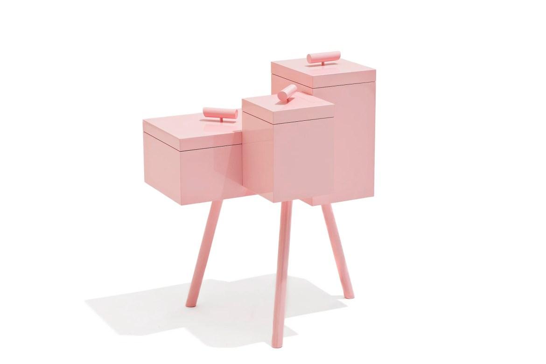 DesignMiami/Basel 2019: Galerie Maria Wettergren presents Ditte Hammerstrom.