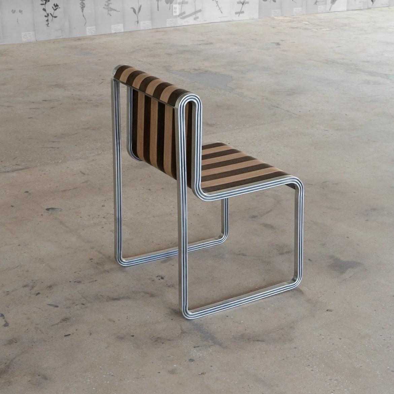 Avoirdupois reinterprets the style of 20th century furniture