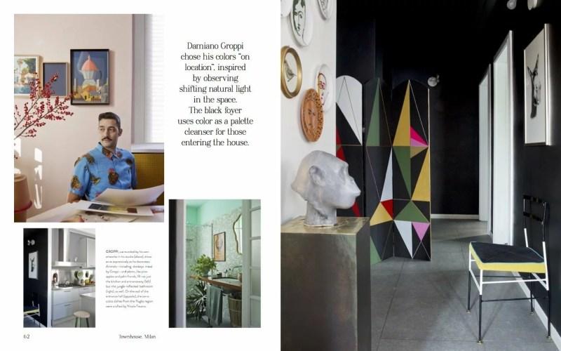 Bohemian Residence, interior design book, Gestalten