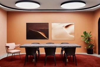 For Est Lighting, Christopher Elliott has designed a new type of space