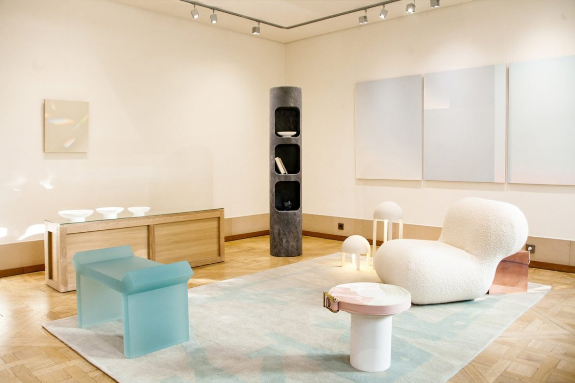 Théorème Editions presented its collection at the Paris Design Week
