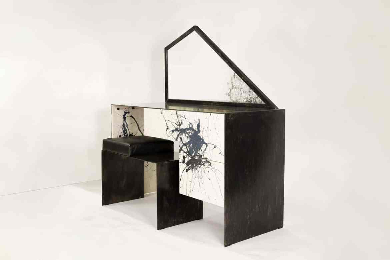 Stefan Rurak American artist, art and design, utilitarian and decorative furniture