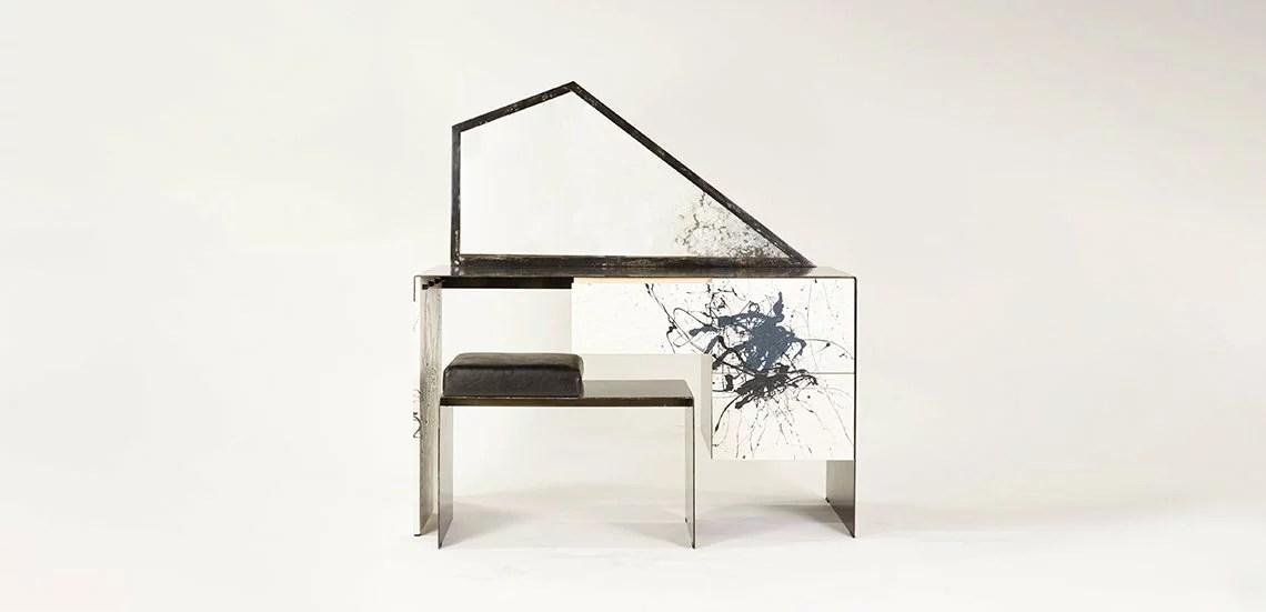 L'artiste américain Stefan Rurak crée du mobilier sans distinction entre art et design