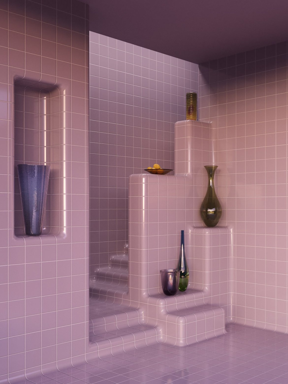 Charlotte Taylor and Hannes Lippert, virtual Tiled House