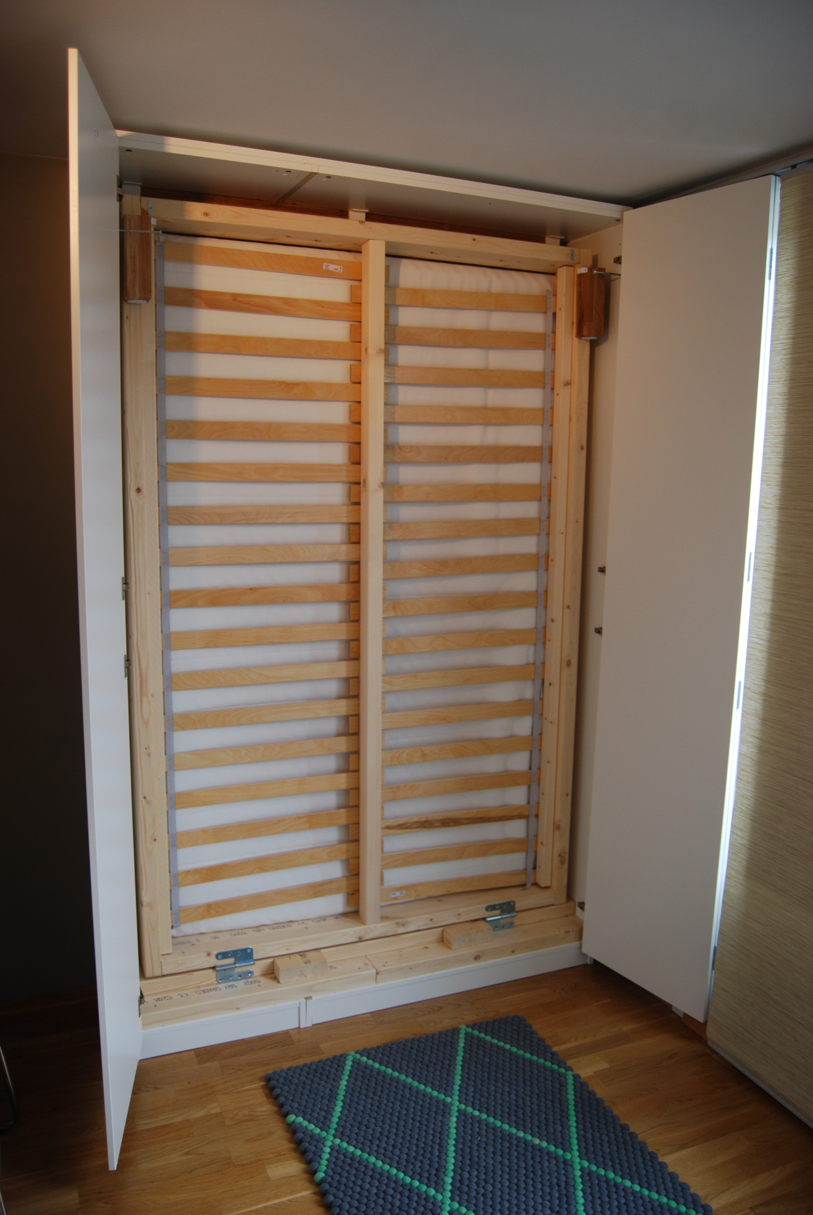Ikea Hack Get The Max Out Of Pax Murphy Bed Huskverna