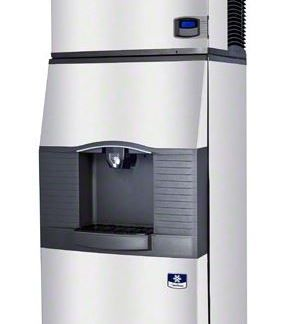 Manitowac Indigo Ice Machine with 22 inch Storage Dispenser_id0322a_spa160_2
