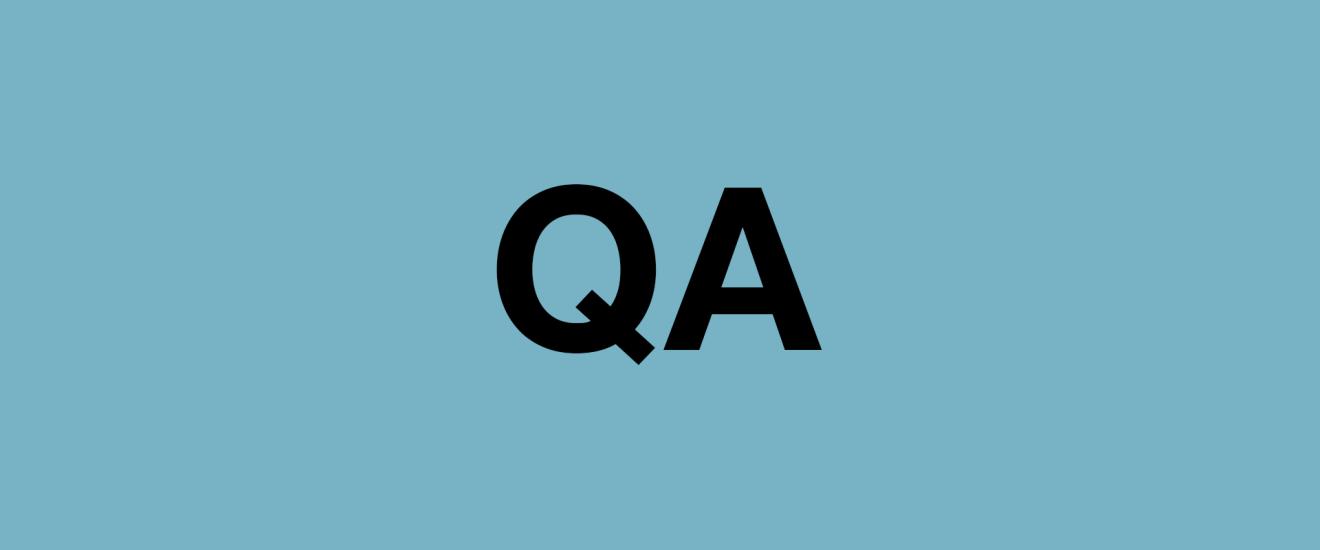 QA Vacancy at HUSPI