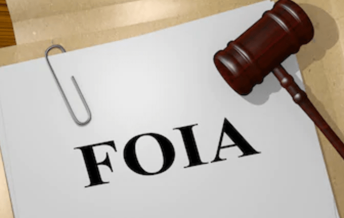 List of FOIA contacts