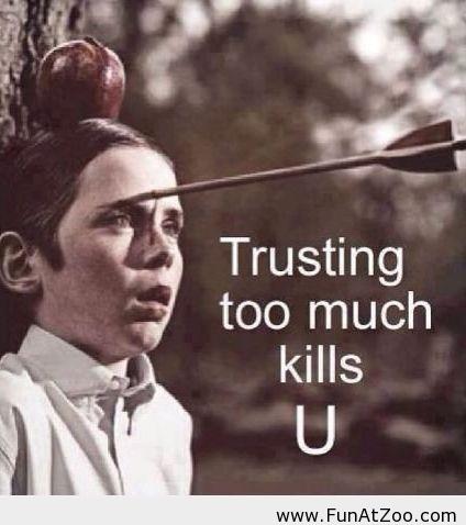 Over trust
