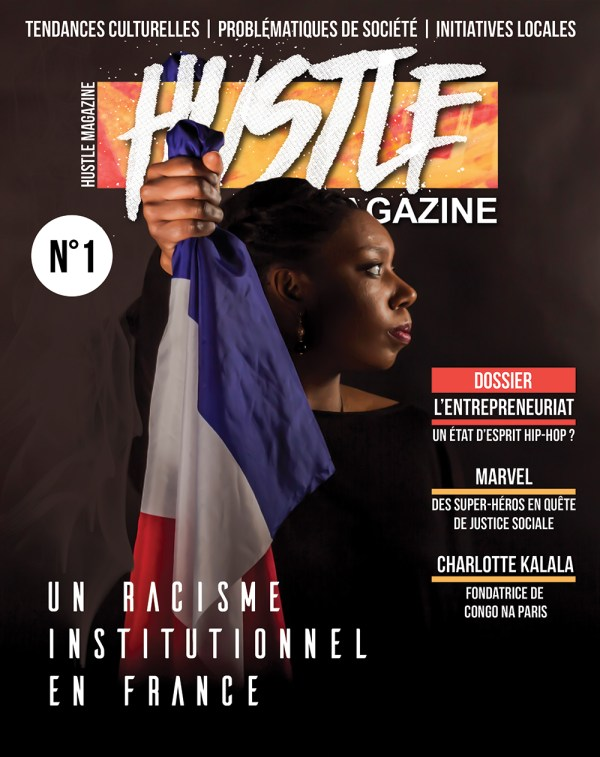 Couverture Hustle Mag N°1 VRAI Test Taille