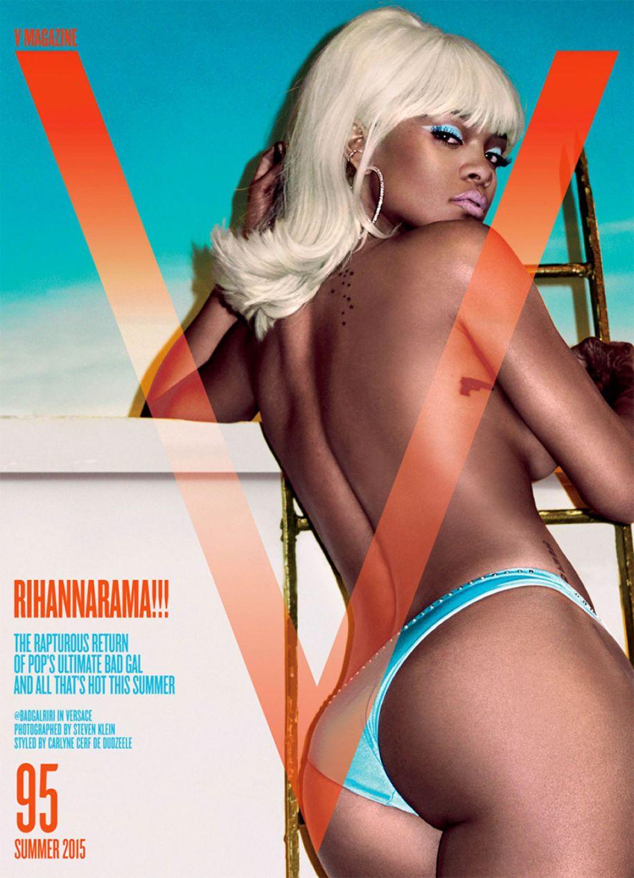 Rihanna 2015 V Magazine