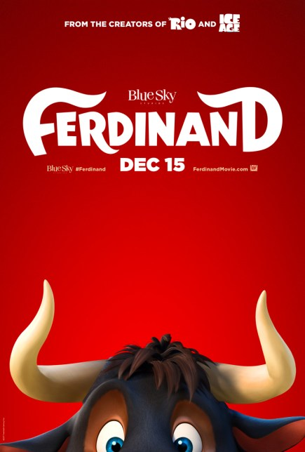 One Sheet Poster for FERDINAND.