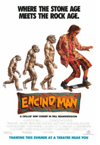 May 22, 1992: ENCINO MAN - $40.6 million total box office gross