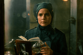 Elena Anaya co-stars in WONDER WOMAN