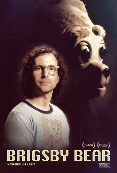 Poster for BRIGSBY BEAR.