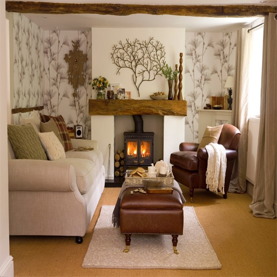 classic small living room