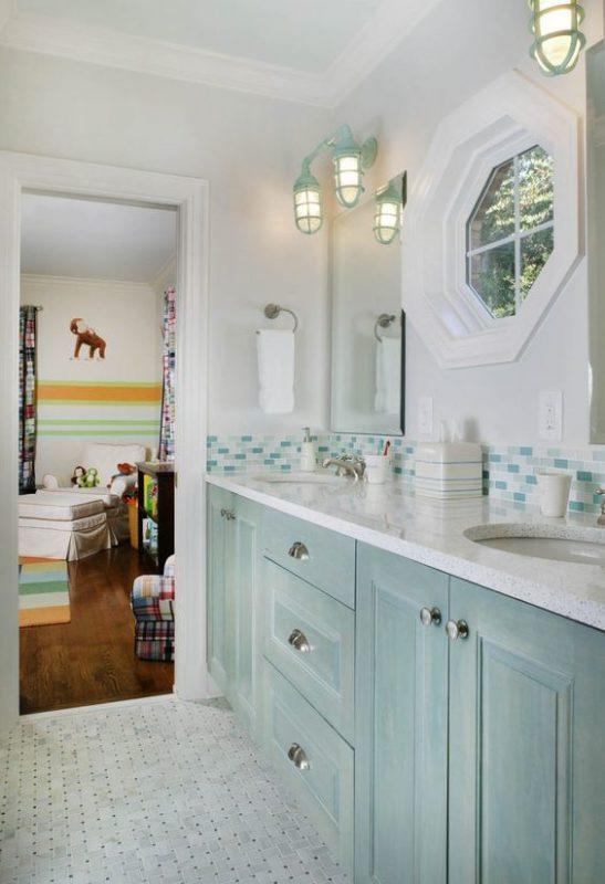 Jack and Jill bathroom remodel ideas