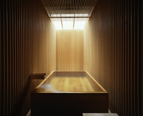 Japanese style master bathroom ideas