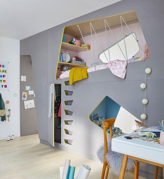 Playful Girl Bedroom ideas