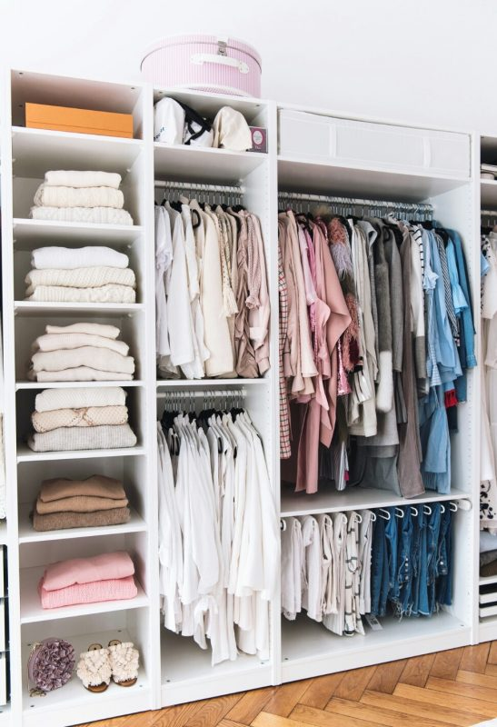 amazing closet organization ideas
