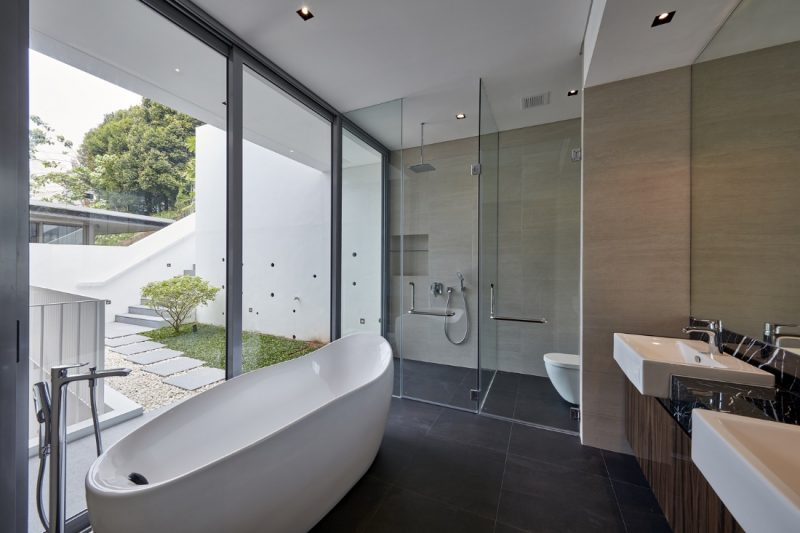 48 Outstanding Master Bathroom Ideas DesignHacks And Smart Tips Magnificent Beautiful Master Bathrooms Property