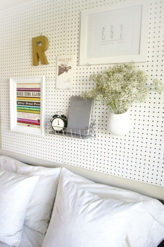 headboard paint wall ideas