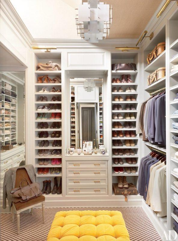 large closet organization ideas