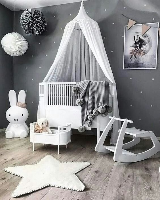 Baby Bedroom Ideas Girl Baby Girl Room Ideas Not Pink