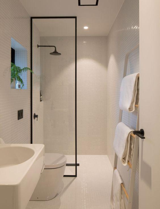 23 Stylish Small Bathroom Ideas To The Big Room Statement