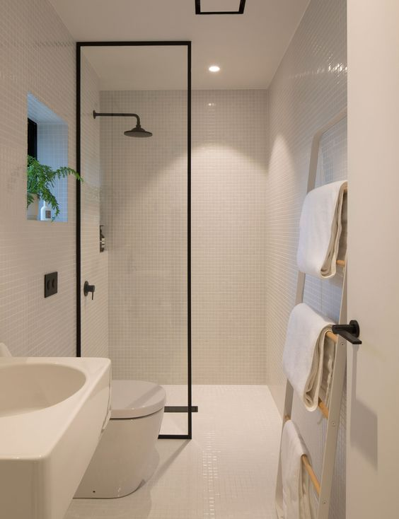 48 Stylish Small Bathroom Ideas To The Big Room Statement Gorgeous Best Small Bathroom Remodels