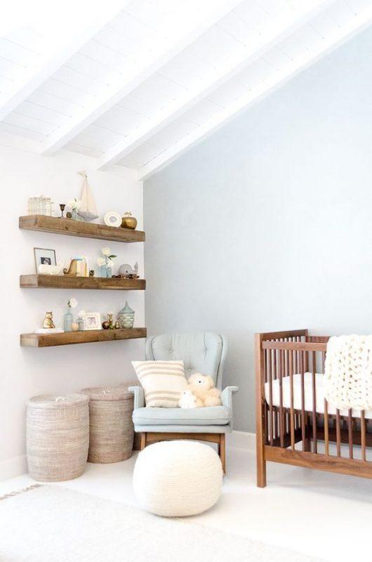 Soft Baby Girl Room