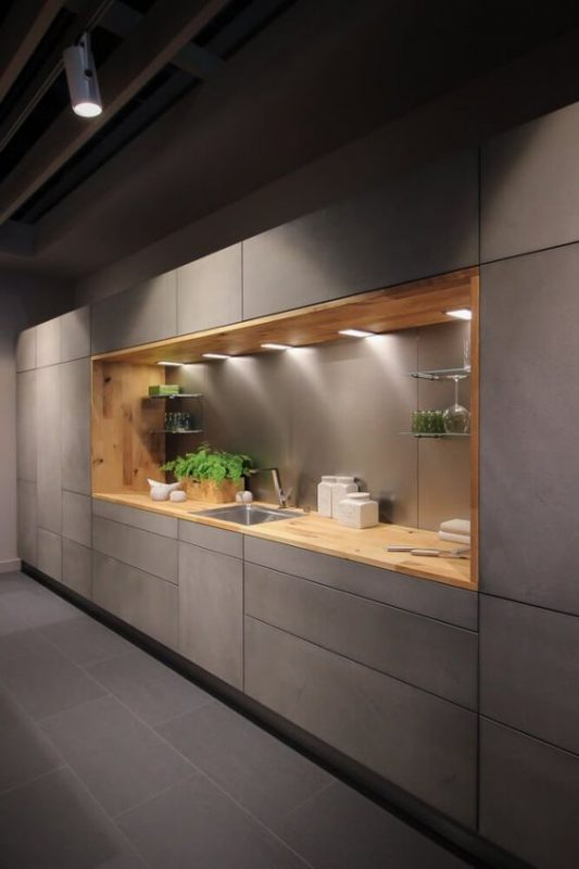 minimalist kitchen cabinet ideas