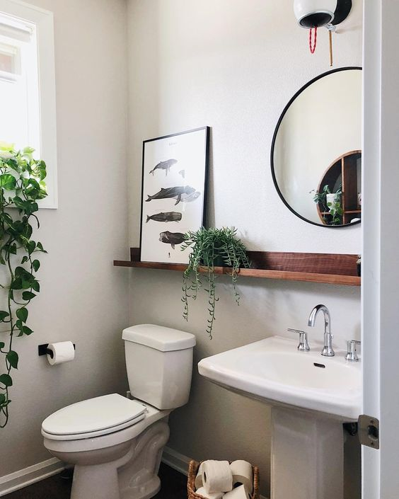 Bathroom Decorating Ideas: 23 Stylish Small Bathroom Ideas To The Big Room Statement