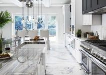 Marble Kitchen Floor