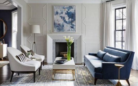 19 Most Delightful Transitional Living Room Ideas!